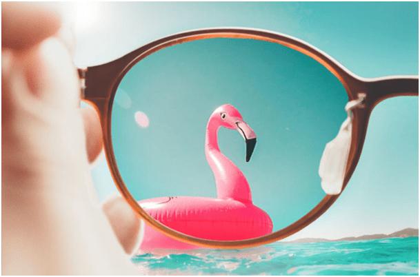 Как можно определить, поляризационные очки или нет